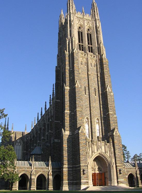 Duke Chapel Day