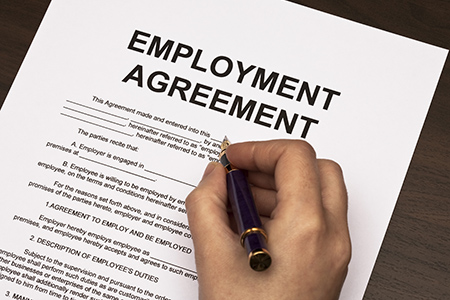 Byrd Campbell - Employment Agreements