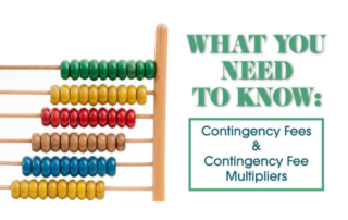 contingency fees, contingency fee multiplier